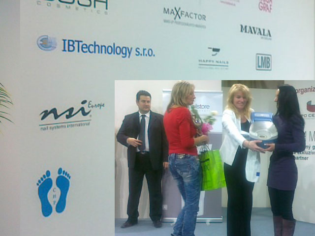 IBTechnology - veletrh BEAUTY FORUM Trenčín - 03/2011